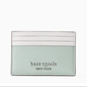 NWT Kate Spade Card Holder